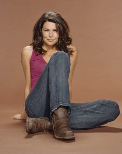 Lauren Graham. Loved her on Gilmore girls