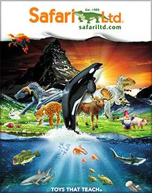 Special Offer from Safari Ltd.: Get Free Shipping on orders of $50 or more