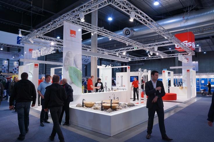 VVS-dagene 2012: Oras stand