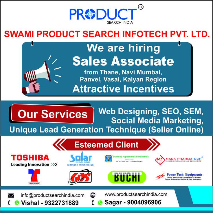We Are Hiring Sales Associate From Thane Kalyan Vasai Navi Mumbai Panvel To Know More About Us Visit Web Design Services Web Design Seo Company