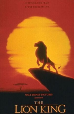 The Lion King..