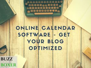 online calendar software