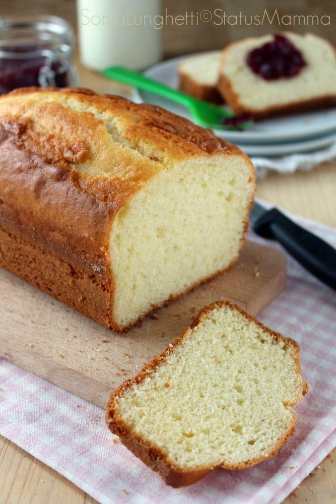 PLUMCALE ALLA PANNA SENZA OLIO E BURRO, buonissimo come quello comprato. Perfetto per colazione e merenda. http://blog.giallozafferano.it/statusmamma/plum-cake-panna-e-limone-senza-burro-e-olio/