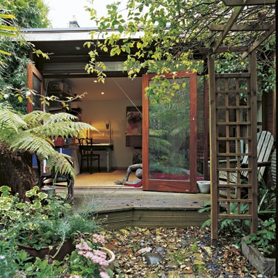 shed retreat