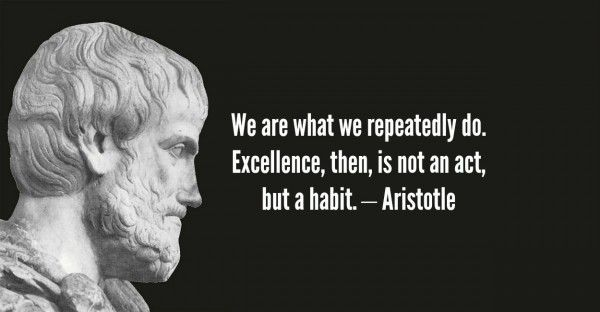 Aristotle Quote About Practice: 25+ Best Quotes On Education On Pinterest