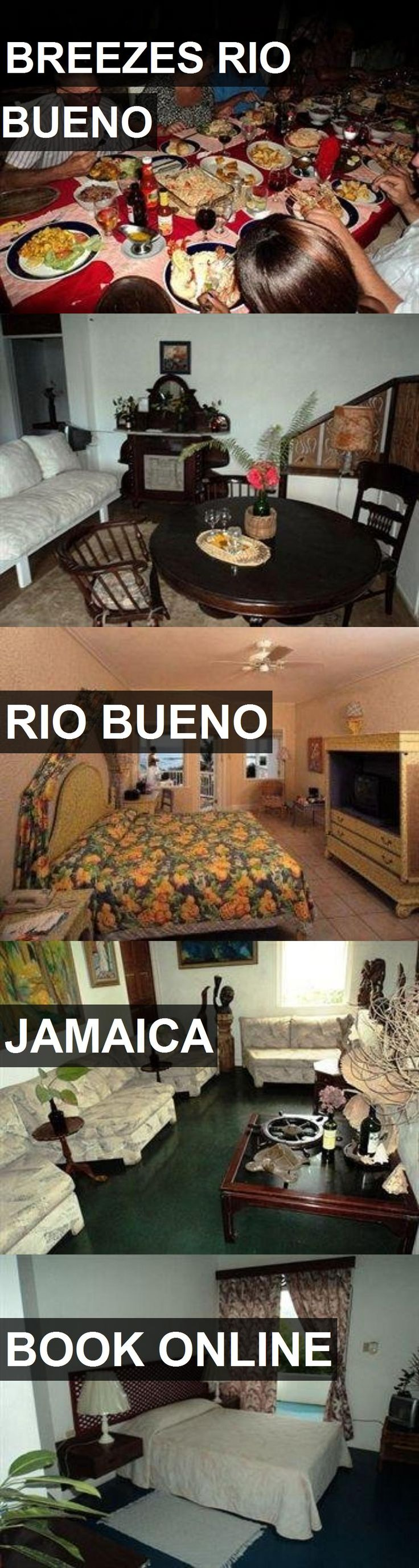 Hotel BREEZES RIO BUENO in Rio Bueno, Jamaica. For more information, photos, reviews and best prices please follow the link. #Jamaica #RioBueno #travel #vacation #hotel
