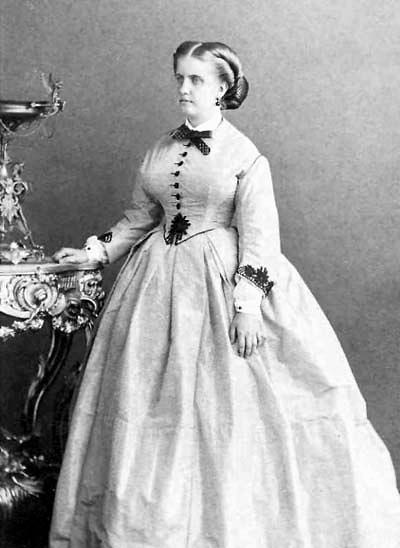 Her Imperial Highness Princess Leopoldina of Brazil (1847-1871)