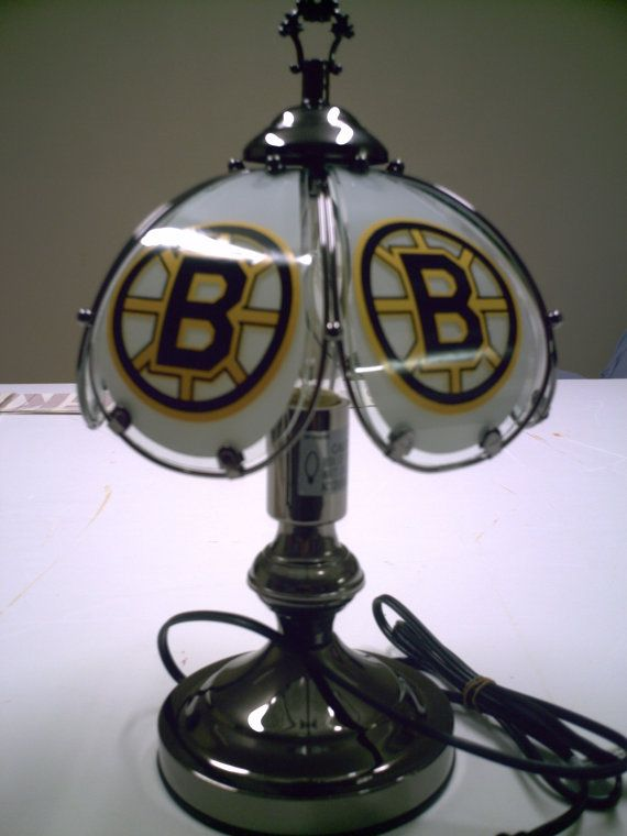 Boston Bruins Christmas Ornament