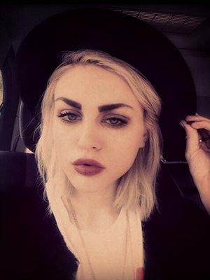 Kurt Cobain's daughter: Frances Bean Cobain #Refinery29