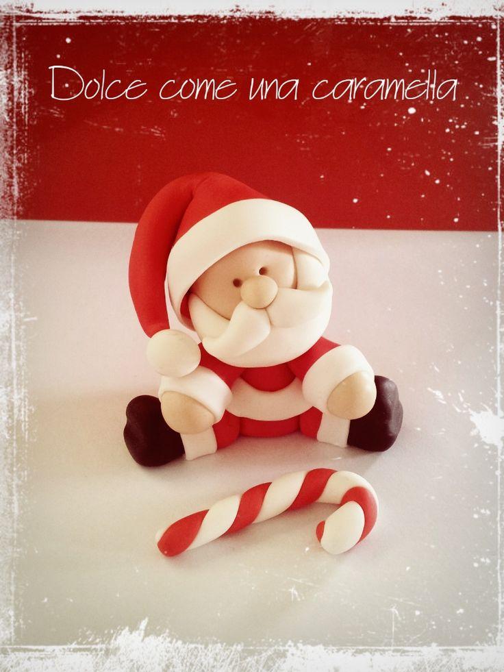 Babbo Natale passo a passo   Dolce come una caramella