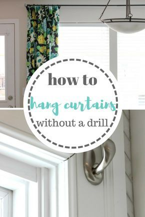 Curtains, The Right Way To Dangle Curtains, Renter Pleasant Curtains, The Right Way To Dangle Curtains W…