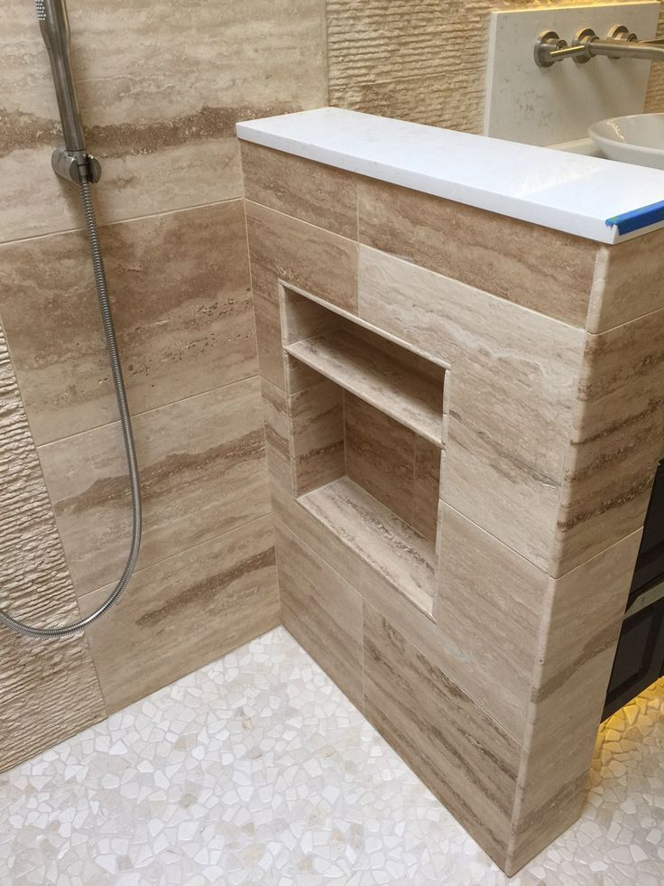 9 Wall Storage Ideas That You Need To Try: Best 25+ Shower Niche Ideas On Pinterest