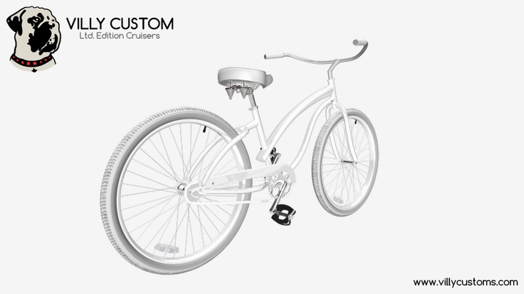 Check out my new cruiser design! www.villycustoms.com