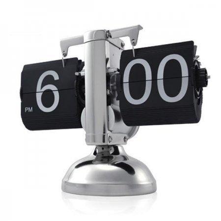 Reloj Estilo Retro Flip Clock