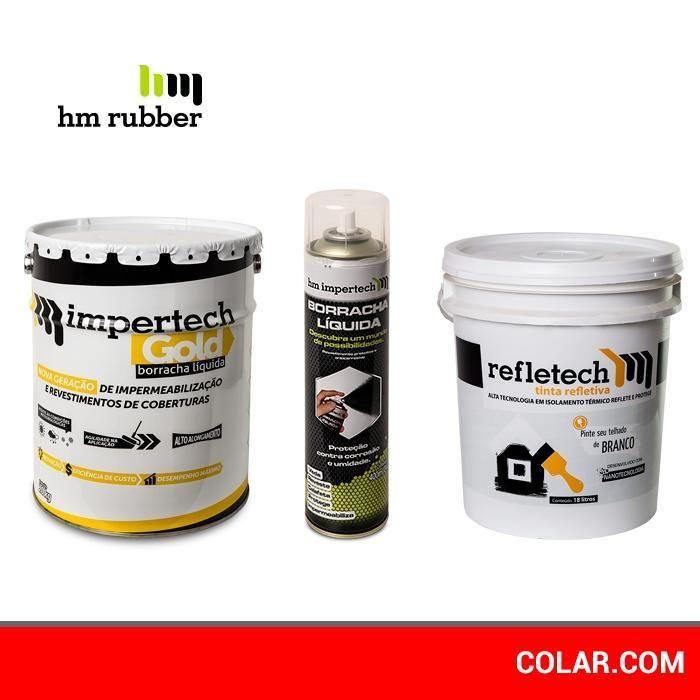 Os produtos da HM RUBBER traz soluções inovadoras de revestimento anticorrosivo e proteção térmica para a construção civil, à base de borracha líquida e nanotecnologia. Acesse nosso site: www.colar.com