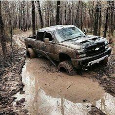 Muddy lol
