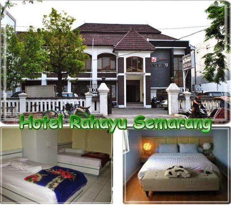 Informasi Lengkap tentang alamat, nomor kontak, fasilitas dan tarif hotel Rahayu Semarang