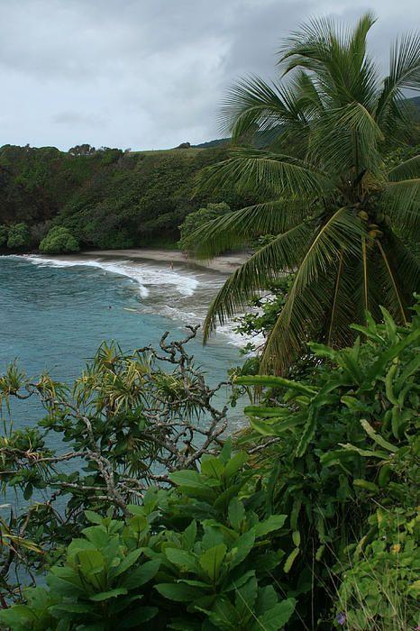 Hamoa Beach - Maui, Hawaii