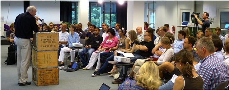 Labor für Entrepreneurship mit Prof. Günter Faltin