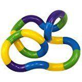 Tangle Toy Jr. (Blue, Green, Yellow, Purple)