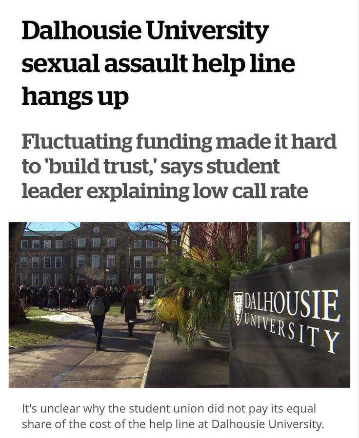 "Read the rest at @cbcns  @dalstudentunion says it had to shut down the sexual assault & harassment phone on Nov. 3 because the university refused to fully fund it. . ""... unless we receive the full funding for it we will not be relaunching this year"" DSU vice-president academic and external Amina Abawajy said Monday. . Last school year the university and student union agreed to split the cost. This year the university agreed to its portion again but the union said it wants Dalhousie to…"