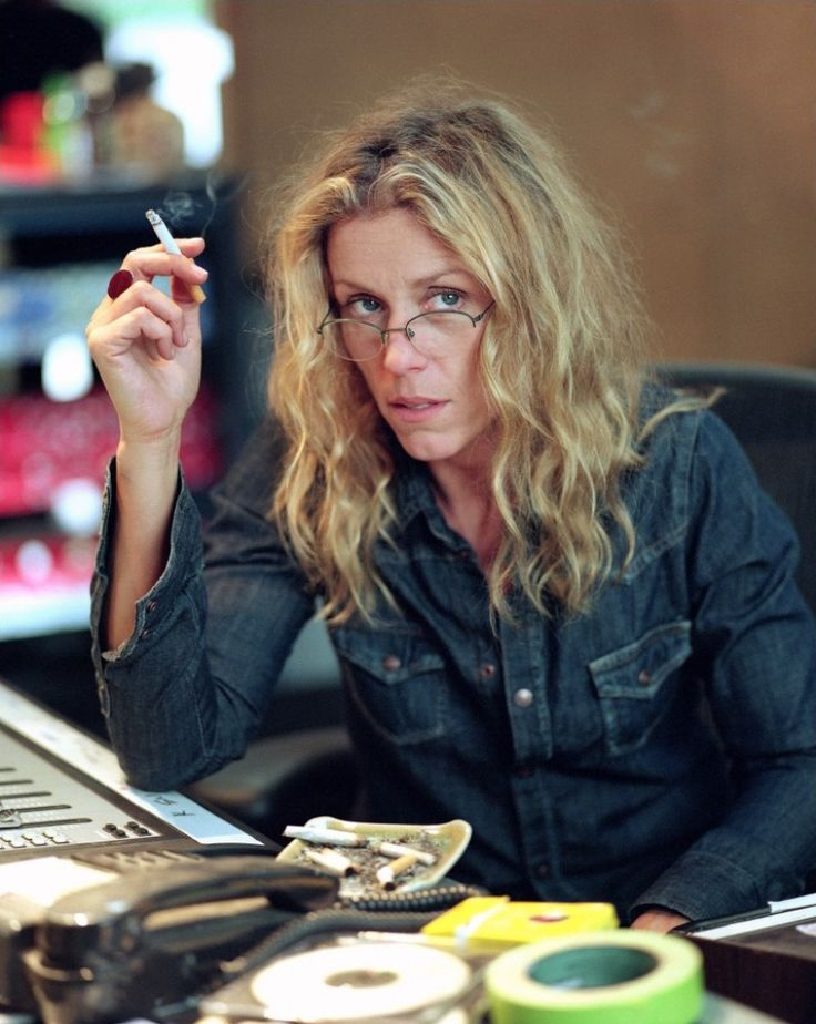 Frances McDormand in Laurel Canyon. Frances McDormand in anything, really.