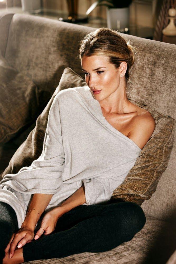 Rosie Huntington-Whiteley for Vogue UK, November 2013