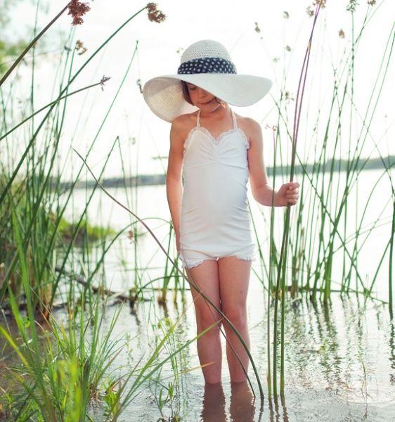 Edens Bouquet Heirloom Lace Swimsuit