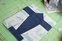 Airplane Quilt Block Tutorial