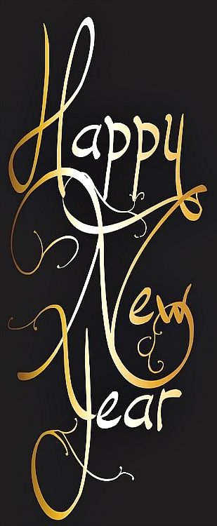 New Years blessings to everyone