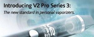 V2 Pro series 3 vaporizer at ecigreviewsite.co.uk