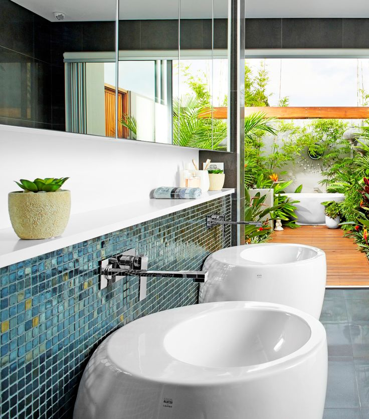 sharing a little sunshine from australia with il bagno alessi one a lovely place to bathroom designsbathroom ideasalessito