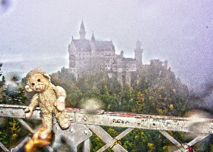 Neuschwanstein Castle, Germany - Footsteps of Jim