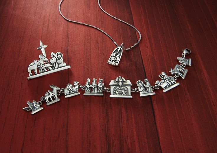 Nativity Collection from James Avery Jewelry