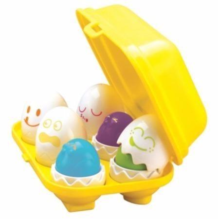 Tomy Tomy, Игрушка Веселые яйца