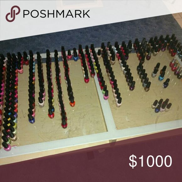 OPI Green Label Polish $5 ea (or price stated) OPI Red  Alpine Snow  Dutch Tulips  Cajun Shrimp x2  Coney Island Cotton Candy x2  Grand Canyon Sunset x2  Pompeii Purple  Samoan Sand  Hawaiian Orchid  Hoodoo Voodoo x2 $10 each Yucatan If U Want $10 Fiji Weejee Fawn  Not So Bora-Bora-ing Pink  Chicago Champagne Toast  Kennebunk-Port  Chick Flick Cherry  I?m Not Really A Waitress x2  Big Apple Red x 2 Japanese Rose Garden x2  Italian Love Affair $8 Your Villa or Mine? $8 You?re A Pisa Work $8…