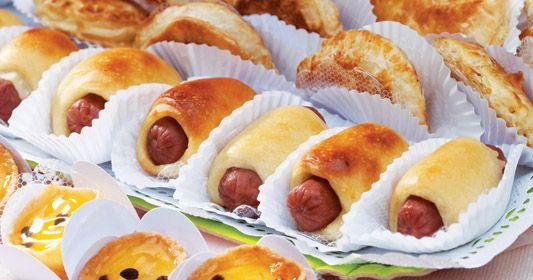 Mini-hot dog / DIY, Food