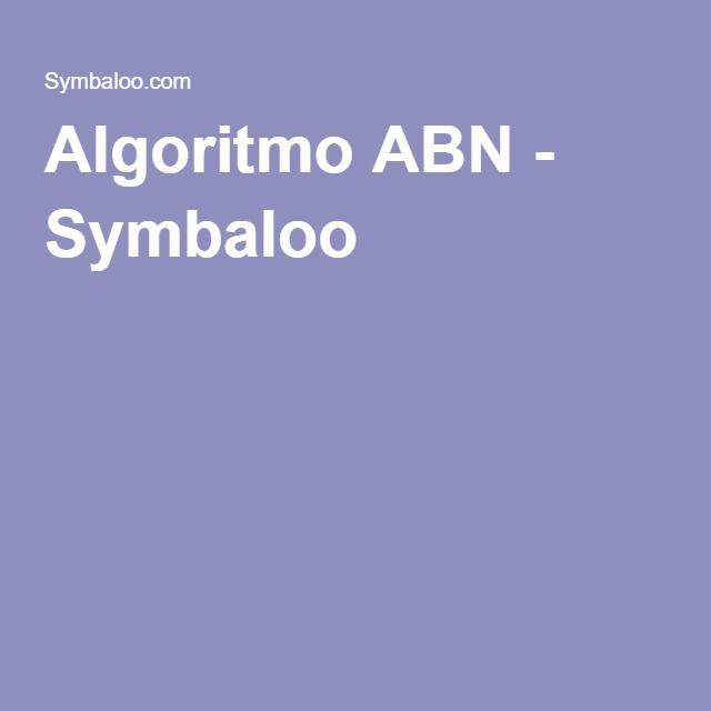 Algoritmo ABN - Symbaloo
