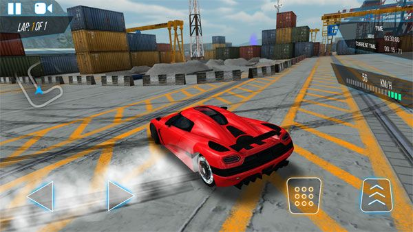Download Game Top Cars: Drift Racing Apk + Data for Android From Gretongan in Racing Category