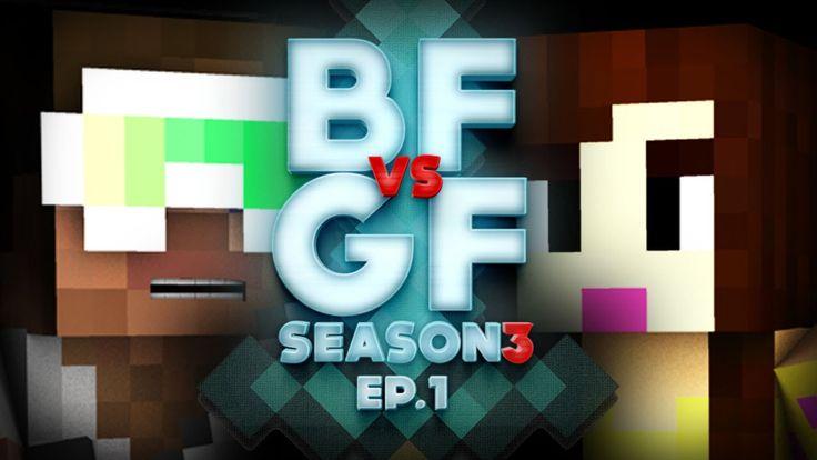 ▶ Minecraft: BF vs GF - S3 Ep. 1 - by Biggs87x. #ZaiLetsPlay #Biggs87x #YouTubers #Gaming