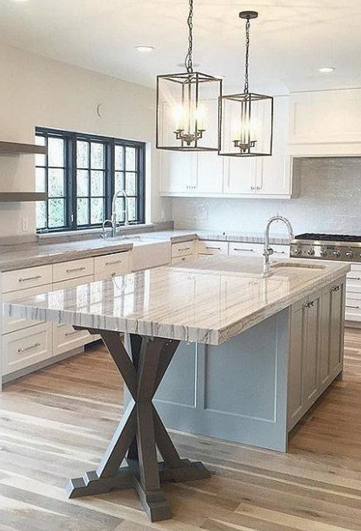 19+ Fabulous Small Kitchen Remodel Paint Ideas in 2020