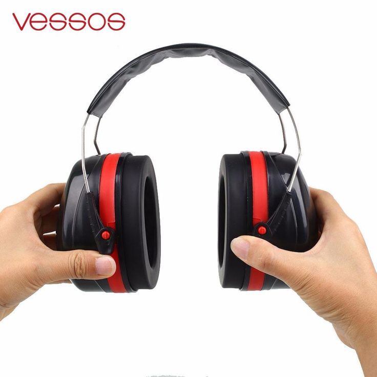 buy outdoor ear protector hearing protection ear muff noise reduction soundproof hunting #ear #protection #for #shooting
