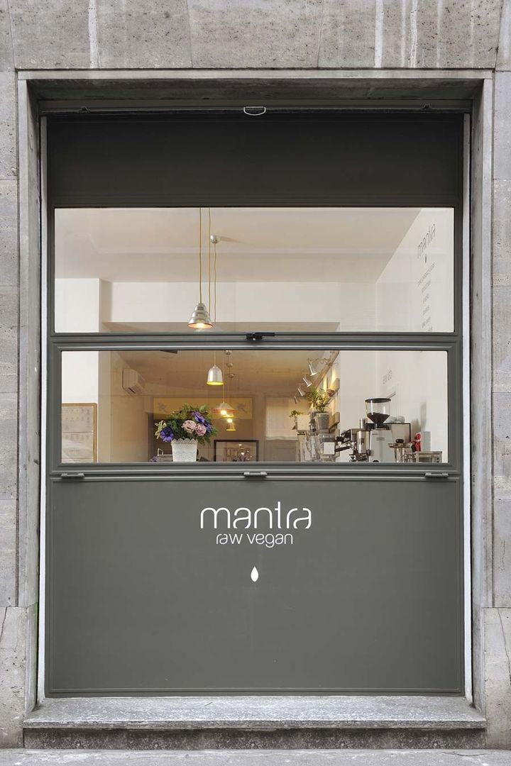 Mantra Restaurant Branding and Interior by Supercake, Milan – Italy » Camra's Blog - camra.info
