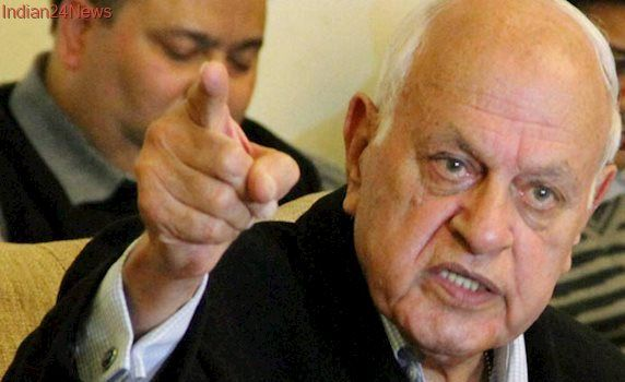 Political initiative needed to resolve Kashmir issue, says Farooq Abdullah