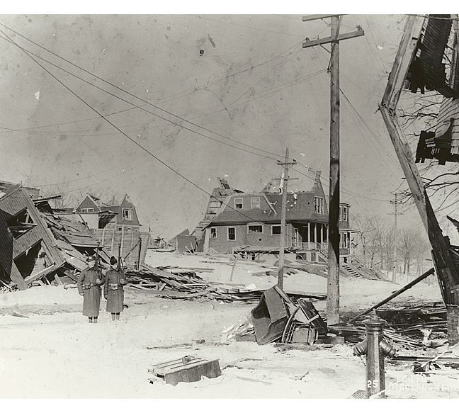 Nova Scotia Archives - 'A Vision of Regeneration' - Archives Halifax Explosion 1917