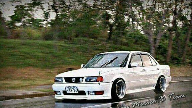 Blanco | Nissan sentra/tsuru b13 | Nissan sentra, Nissan ...