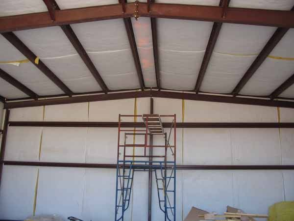 Insulation Metal Carport : Best ideas about metal building insulation on pinterest