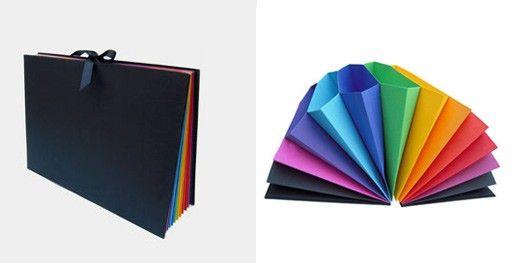 Semikolon Rainbow Expanding File — ACCESSORIES -- Better Living Through Design