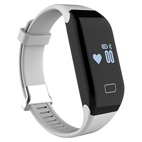iMusi Bracelet Connecté Montre de Sport Fitness Intelligente SmartWatch IP65…