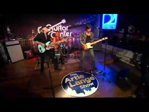 "The Artie Lange Show - The Winery Dogs performs ""Elevate"""